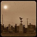 Sepia Morning Fog by Gothicrow Images