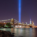 September 11th At Dumbo Ny by Michael Ver Sprill