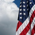 September Flag by Greg Patzer