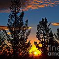 September Sunrise by Jim Garrison