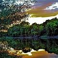 September Sunset by Beth Dale