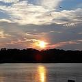 September Sunset by Donna Wilson
