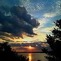 September Sunset by Rachel Kaufmann