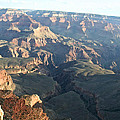 September's South Rim by Susan Herber