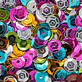 Sequins Abstract by Grigorios Moraitis
