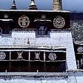 Sera Monastery - Lhasa Tibet by Anna Lisa Yoder