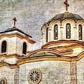 Serbian Orthodox Church - San Marcos California by L Wright