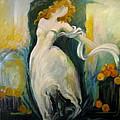 Serene Dancer by Jessy