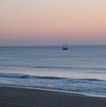 Serene Sunset by Heidi Sieber
