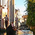 Serene Venice Scene by John Malone Halifax Photographer
