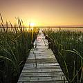 Serenity At The Lake by Debra and Dave Vanderlaan