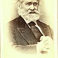 Sergei Mikhailovich Solovev, Half-length Portrait by Litz Collection
