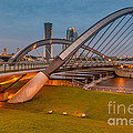 Seri Empangan Bridge by Adrian Evans