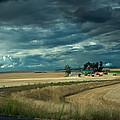 Serious Working Farm by Randall Branham