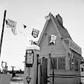 Service Station, 1939 by Granger