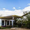 Service Station 2 by Angus Hooper Iii