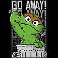 Sesame Street - Go Away by Brand A