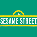 Sesame Street - Rough Logo by Brand A
