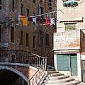 Sestier San Polo - Venice by Matteo Colombo