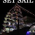 Set Sail Work One by David Lee Thompson