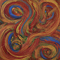 Set To Music - Original Abstract Painting Painting - Affordable Art by Quin Sweetman
