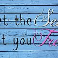 Set You Free by Tina Meador