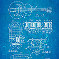 Seth Lover Gibson Humbucker Pickup Patent Art 1959 Blueprint by Ian Monk