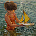Setting Sail by Holly Kallie