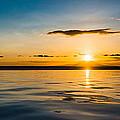 Setting Sun by Russell Mann