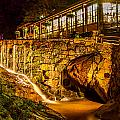 Seven Falls Visitors Center by Jeff Stoddart