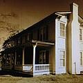 Seven Oaks Farm House by Drema Simonds