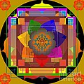 Seven Rays Of Healing 2013 by Kathryn Strick