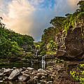 Seven Sacred Paradise by Jamie Pham