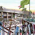Seven Springs Mountain Resort by Albert Puskaric