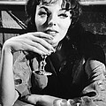 Seven Thieves, Joan Collins, 1960 by Everett
