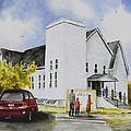 Seventh Day Adventist Church by Sam Sidders