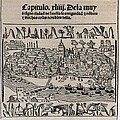 Sevilla In 1548. Xylography. Spain by Everett