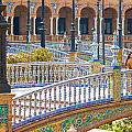 Sevilla In Spain by Francesco Riccardo  Iacomino