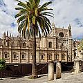 Seville Cathedral In Spain by Artur Bogacki