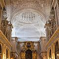 Seville Cathedral Interior by Artur Bogacki