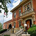 Sewickley Municipal Hall by Amy Cicconi