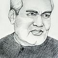 Atal Bihari Vajpayee by Archit Singh