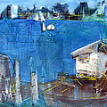 Shack On The Bay by Betty Pieper