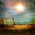 Shack On The Prairie Corner  by Sandra Foster