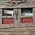Shack Window by Bob Slitzan
