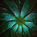 Shades Of Green by Amanda Moore