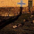 Shadow Of Cross Peru by Ryan Fox