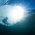 Shadow Surfer by Sean Davey