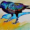 Shadowland Visitor by Beverley Harper Tinsley