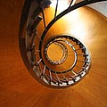 Shaft Staircase by Christiane Schulze Art And Photography